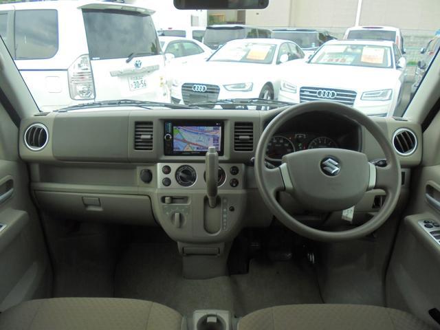 車いす移動車 福祉車両 ABS 社外ナビ 両側スライドドア(8枚目)