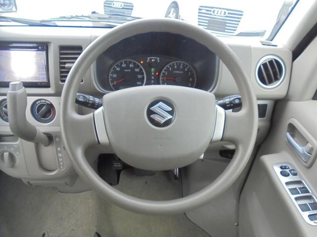 車いす移動車 福祉車両 ABS 社外ナビ 両側スライドドア(9枚目)
