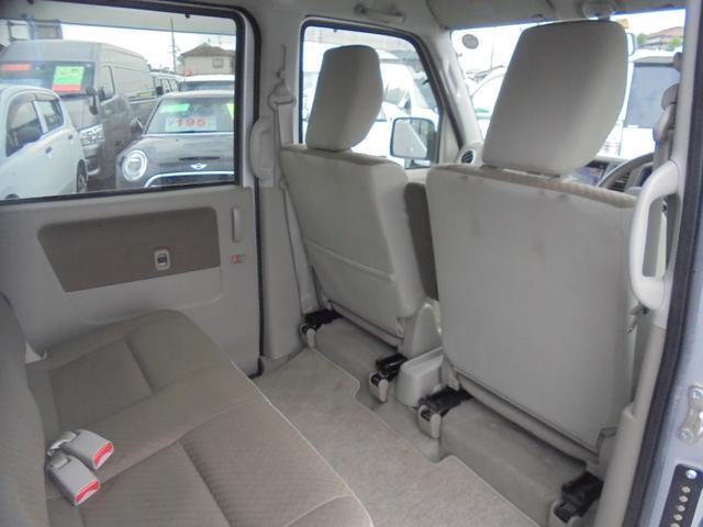 車いす移動車 福祉車両 ABS 社外ナビ 両側スライドドア(11枚目)