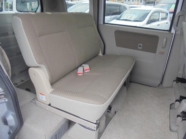 車いす移動車 福祉車両 ABS 社外ナビ 両側スライドドア(12枚目)
