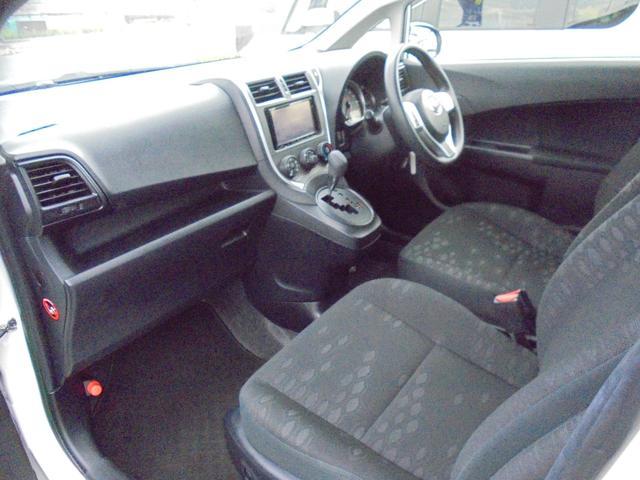 X 助手席リフトアップシートA 福祉車両 社外ナビ ETC(6枚目)