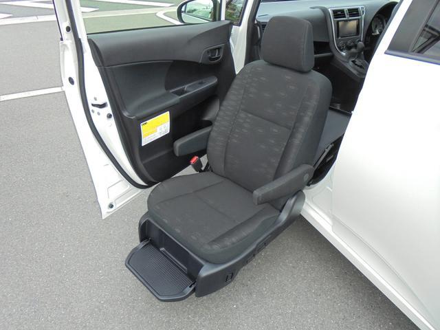 X 助手席リフトアップシートA 福祉車両 社外ナビ ETC(11枚目)