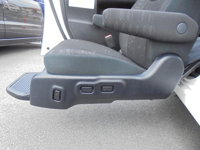X 助手席リフトアップシートA 福祉車両 社外ナビ ETC(13枚目)