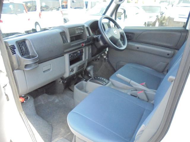 DX 車いす一基乗車 補助席付パワーウインドウ(8枚目)