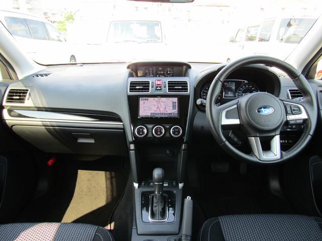 2.0i-L アイサイト メモリーナビ 全席シートヒーター バックカメラ ETC ワンオーナーカー クルーズコントロール アイドリングストップ Bluetooth トランクルームトノカバー付 記録簿(10枚目)