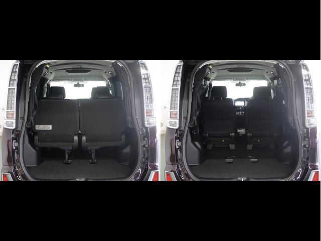 ZS フルセグ メモリーナビ DVD再生 バックカメラ ETC 両側電動スライド LEDヘッドランプ ウオークスルー 乗車定員7人 3列シート ワンオーナー フルエアロ アイドリングストップ(13枚目)