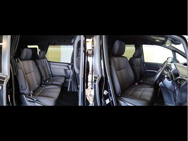 ZS キラメキ フルセグ メモリーナビ DVD再生 バックカメラ 衝突被害軽減システム ETC ドラレコ 両側電動スライド LEDヘッドランプ 乗車定員7人 3列シート ワンオーナー フルエアロ アイドリングストップ(19枚目)