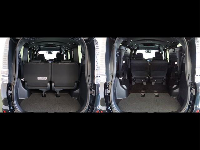 ZS キラメキ フルセグ メモリーナビ DVD再生 バックカメラ 衝突被害軽減システム ETC ドラレコ 両側電動スライド LEDヘッドランプ 乗車定員7人 3列シート ワンオーナー フルエアロ アイドリングストップ(21枚目)