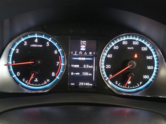 【スピードメーター】一目でわかる見やすいメーターです。ロングドライブの際でも、目が疲れにくいカラーを採用してます。
