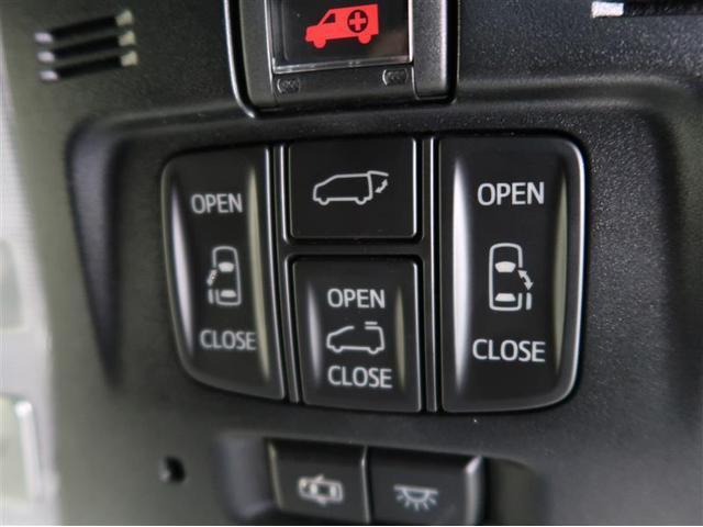 エグゼクティブラウンジS 革シート サンルーフ 4WD フルセグ メモリーナビ DVD再生 後席モニター バックカメラ 衝突被害軽減システム ETC 前後ドラレコ 両側電動スライド LEDヘッドランプ 乗車定員7人 3列シート(6枚目)