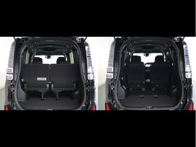 ZS 煌 フルセグ メモリーナビ DVD再生 後席モニター バックカメラ 衝突被害軽減システム ETC ドラレコ 両側電動スライド LEDヘッドランプ ウオークスルー 乗車定員7人 3列シート ワンオーナー(16枚目)