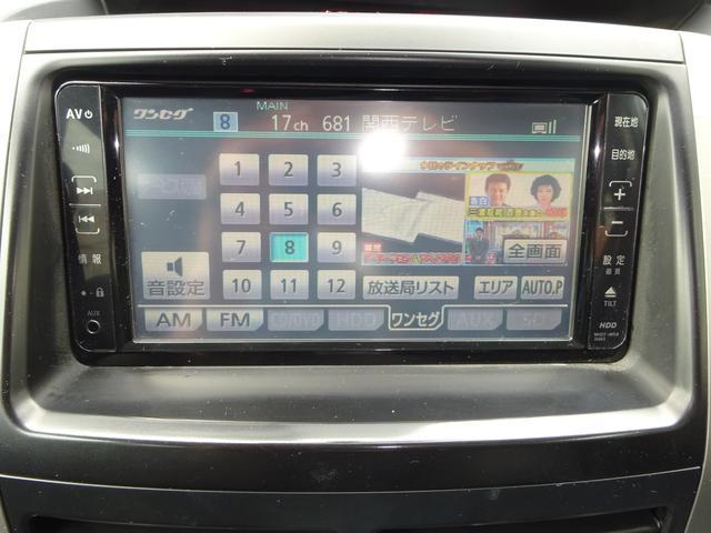 ZS HDDナビワンセグBカメラ片側PスラETC(17枚目)