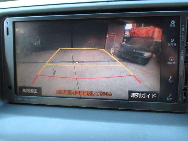 トヨタ エスティマハイブリッド X HDDナビ フルセグ ETC