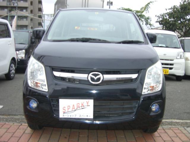 人気のAZワゴン入庫!格安車を販売します!イクリプスの新品2DINの7インチナビ(地デジ付き♪)が50000円でセットのキャンペーン実施中!