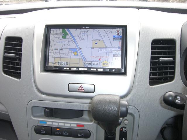 マツダ AZワゴン XG キーレス SDナビ 電動格納ミラー ETCフォグ