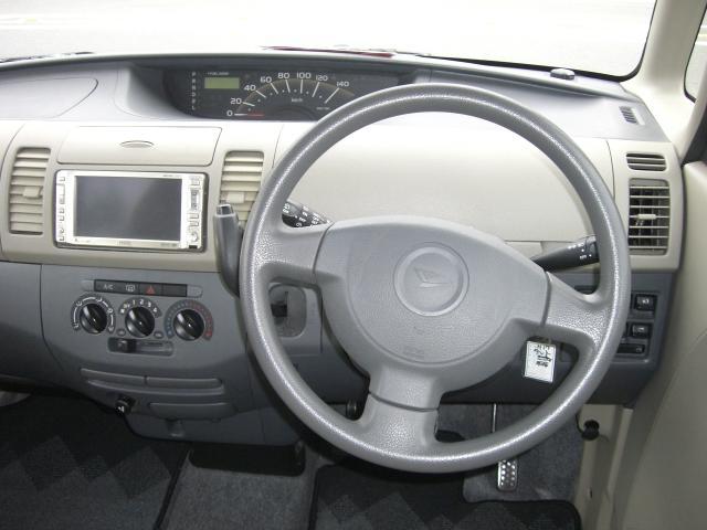 ダイハツ タント Rターボ キーレス CDMDデッキ 電動格納ミラー ABS