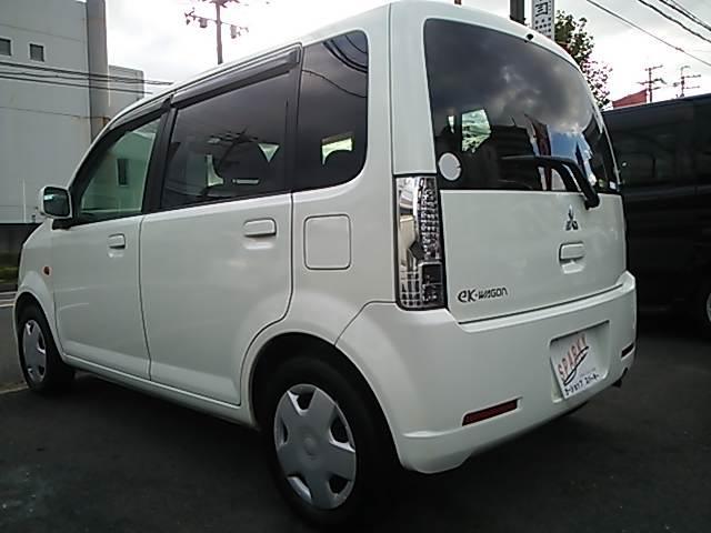 「三菱」「eKワゴン」「コンパクトカー」「大阪府」の中古車9