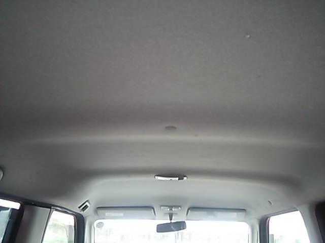 天井もきれいな状態です♪全車クリーニング済みです☆