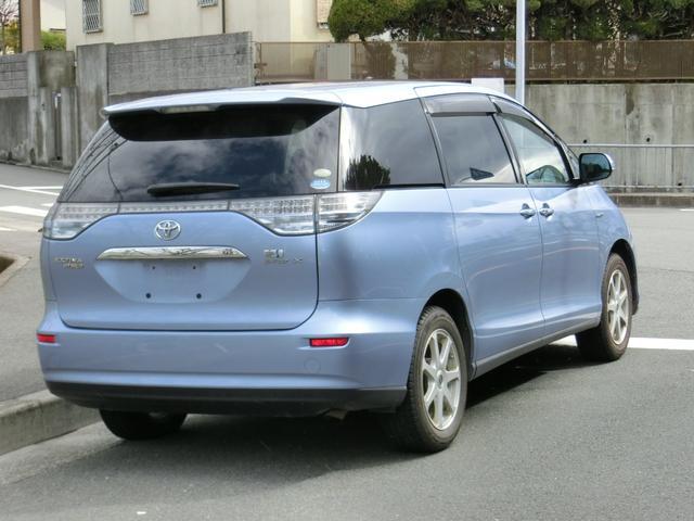トヨタ エスティマハイブリッド X