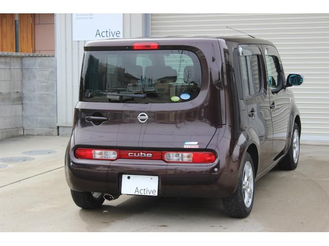 「日産」「キューブ」「ミニバン・ワンボックス」「奈良県」の中古車37