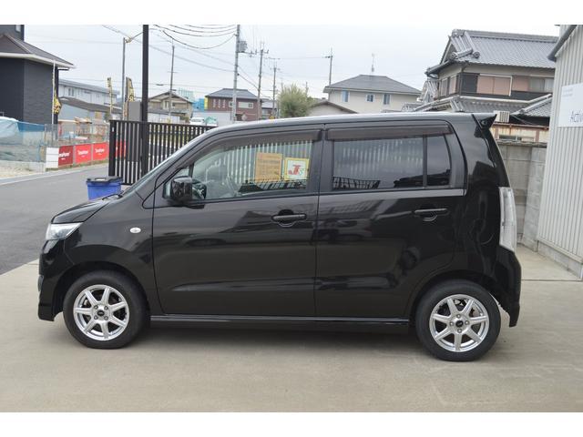 「スズキ」「ワゴンRスティングレー」「コンパクトカー」「奈良県」の中古車35