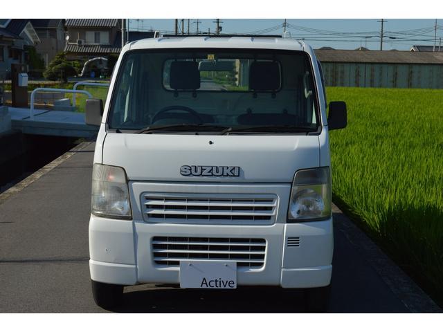 「スズキ」「キャリイトラック」「トラック」「奈良県」の中古車2