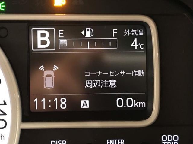 XSAIII ツートン・コーナーセンサー・LEDヘッドライト(10枚目)