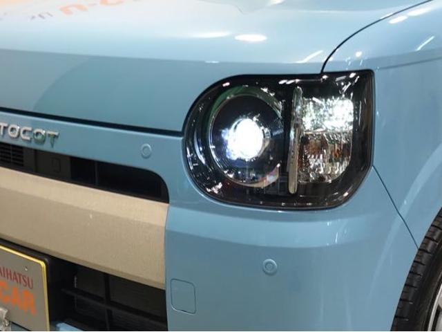 XSAIII ツートン・コーナーセンサー・LEDヘッドライト(18枚目)