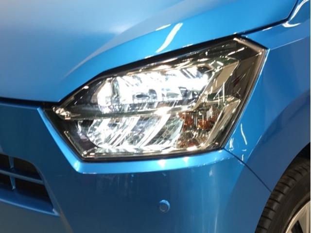 X SAIII LEDヘッドライト・コーナーセンサー(17枚目)