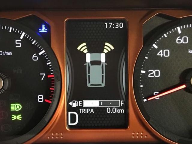G スマートアシスト・横滑り抑制制御機能・サイド&カーテンエアバッグ・オートライト&オートハイビーム・LEDヘッドランプ・スカイフィールトップ・純正15インチアルミホイール・運転席/助手席シートヒーター(10枚目)