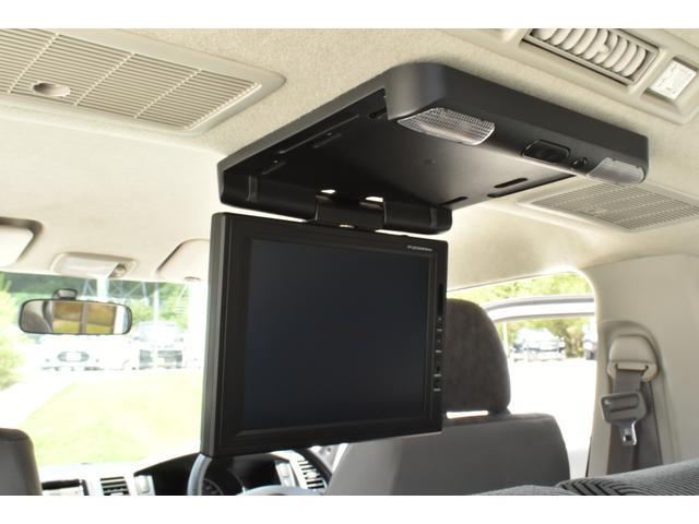 トヨタ ハイエースバン リンエイ バカンチェスDX サブBT 走行充電 HDDナビ