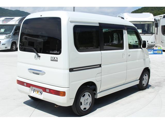 ホンダ バモスホビオ FOCS GT2 メモリーナビ ETC