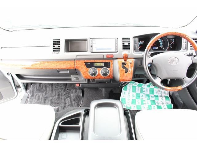 トヨタ ハイエースバン アルペジオ キャンディ FFヒーター 1500Wインバーター