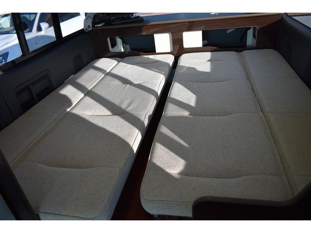 トヨタ ハイエースワゴン アネックス リコルソ FFヒーター 40L冷蔵庫