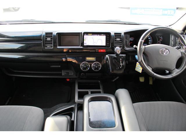 トヨタ ハイエースバン ハタナカ オリジナルキャンパー FFヒーター ルーフベント