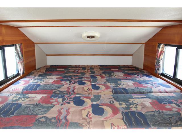グローバル アスリート FFヒーター 冷蔵庫 常設2段ベッド(8枚目)