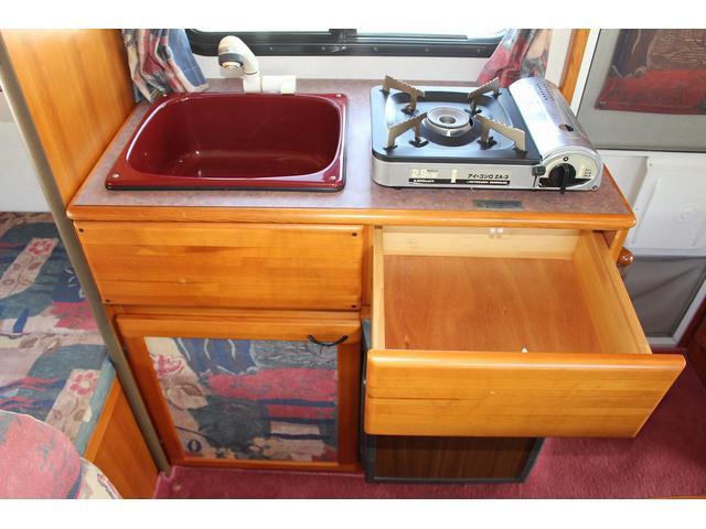 グローバル アスリート FFヒーター 冷蔵庫 常設2段ベッド(9枚目)