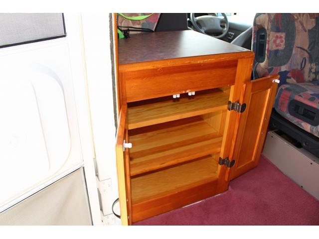 グローバル アスリート FFヒーター 冷蔵庫 常設2段ベッド(17枚目)