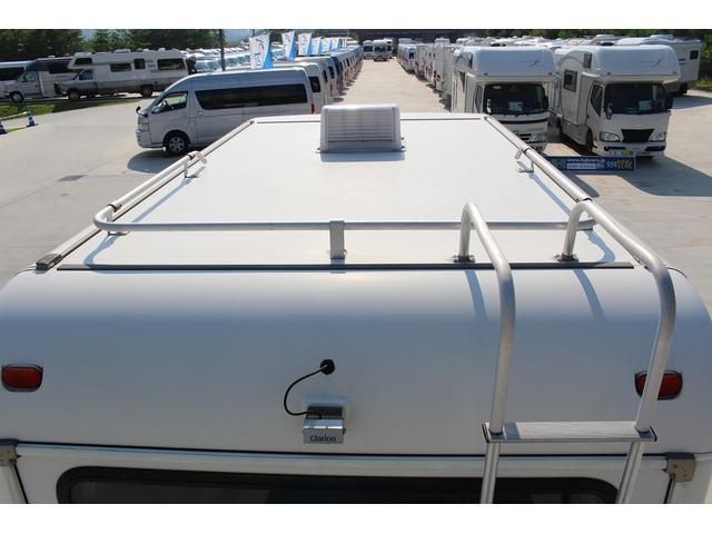 グローバル アスリート FFヒーター 冷蔵庫 常設2段ベッド(20枚目)
