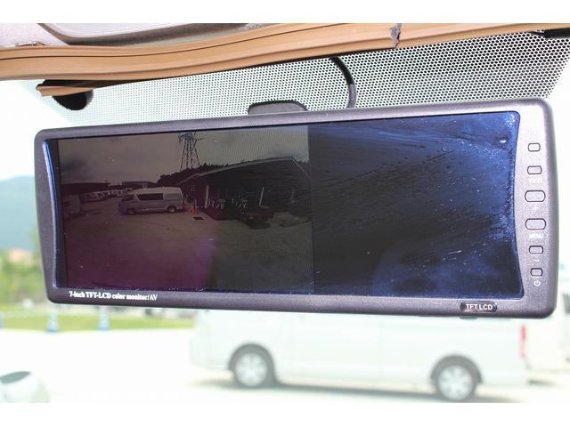 バックカメラも装備しておりますので、駐車時も安心です♪