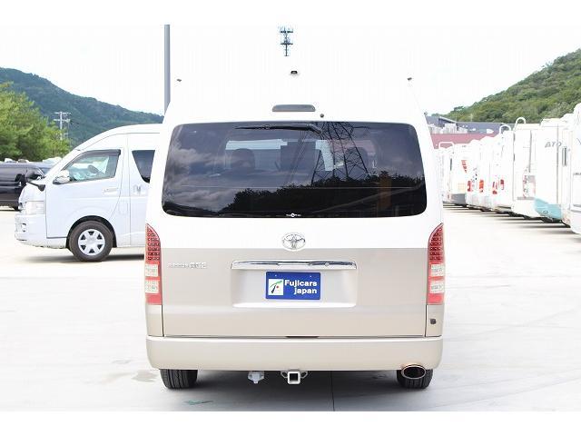 東和モータース フェネック サブバッテリー シンク 架装TV(3枚目)