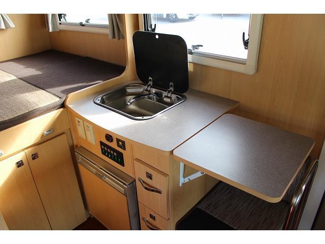 ナッツRV クレソンボヤージュR ツインサブ 冷蔵庫(15枚目)