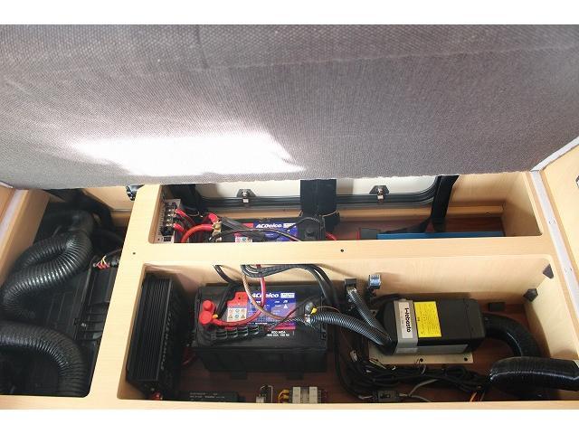 ナッツRV クレソンボヤージュR ツインサブ 冷蔵庫(19枚目)