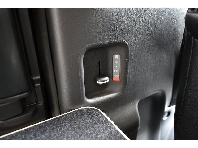 ナッツRV トライアル 4WD ツインサブ FFヒーター 400W、1500Wインバーター マックスファン ソーラーパネル 冷蔵庫 シンク 架装部TV 地デジアンテナ リアヒーター リアクーラー ミラー型モニター(46枚目)