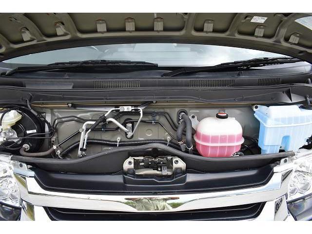 ナッツRV トライアル 4WD ツインサブ FFヒーター 400W、1500Wインバーター マックスファン ソーラーパネル 冷蔵庫 シンク 架装部TV 地デジアンテナ リアヒーター リアクーラー ミラー型モニター(67枚目)