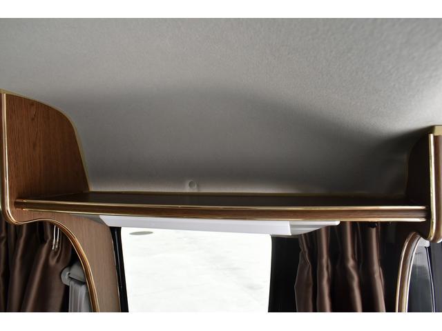 ドリームミニ Bタイプ ワンオーナー サブバッテリー サイドオーニング シンク 社外SDナビ バックカメラ ETC ドラレコ フリップダウンモニター キーレス(38枚目)