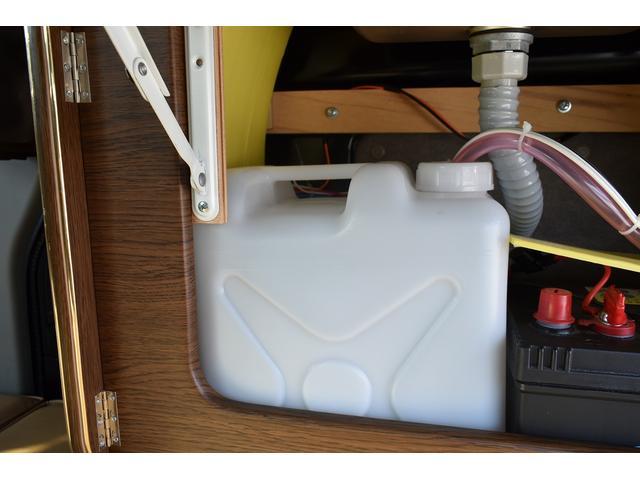 ドリームミニ Bタイプ ワンオーナー サブバッテリー サイドオーニング シンク 社外SDナビ バックカメラ ETC ドラレコ フリップダウンモニター キーレス(39枚目)