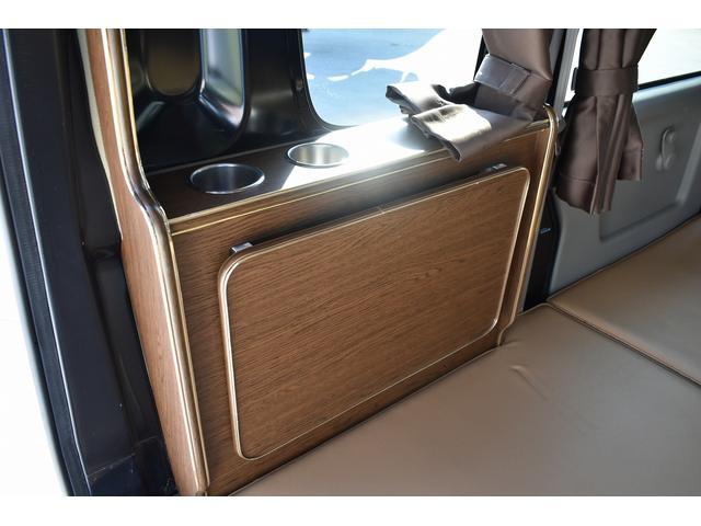 ドリームミニ Bタイプ ワンオーナー サブバッテリー サイドオーニング シンク 社外SDナビ バックカメラ ETC ドラレコ フリップダウンモニター キーレス(43枚目)