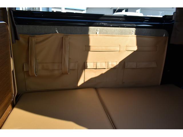 ドリームミニ Bタイプ ワンオーナー サブバッテリー サイドオーニング シンク 社外SDナビ バックカメラ ETC ドラレコ フリップダウンモニター キーレス(56枚目)