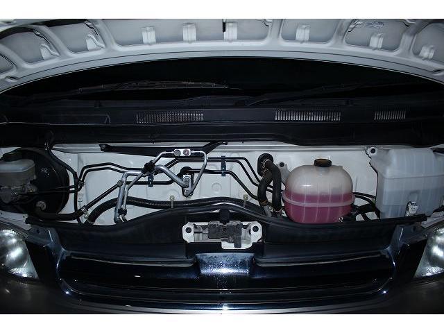 AtoZ アメリア サブバッテリー シンク カセットコンロ ポータブル冷蔵庫 走行充電 外部充電 社外HDDナビ ミラーモニター ETC 助手席ヘッドレストモニター サテライトスピーカー(68枚目)